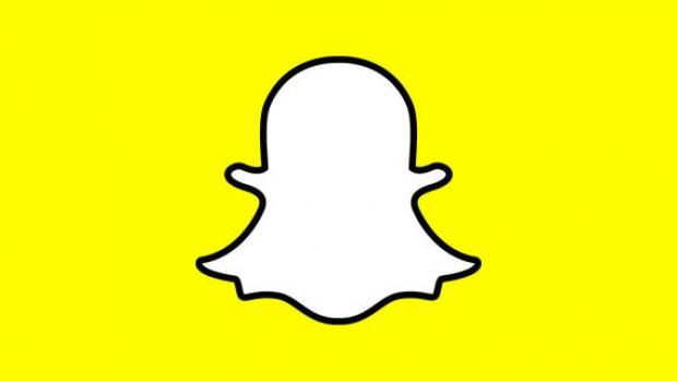 picture of snapchat logo