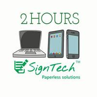 Signtech Two Hours